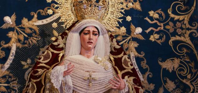 La Hermandad de Nervión celebra el Mes de la Virgen en honor a Santa María de Consolación Madre de la Iglesia